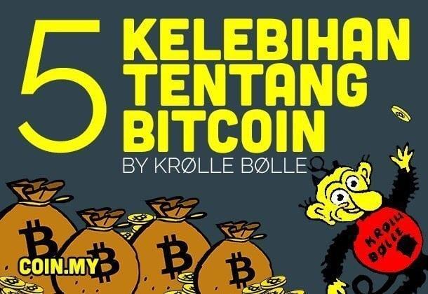 Kelebihan Bitcoin