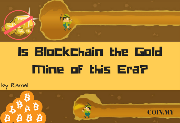 An image for a post on blockchain