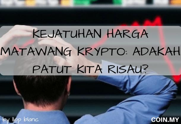 An image for a post on harga matawang krypto