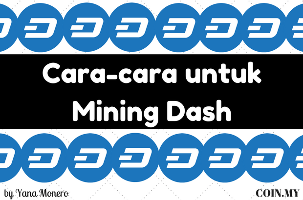 an image for a post on mining dash
