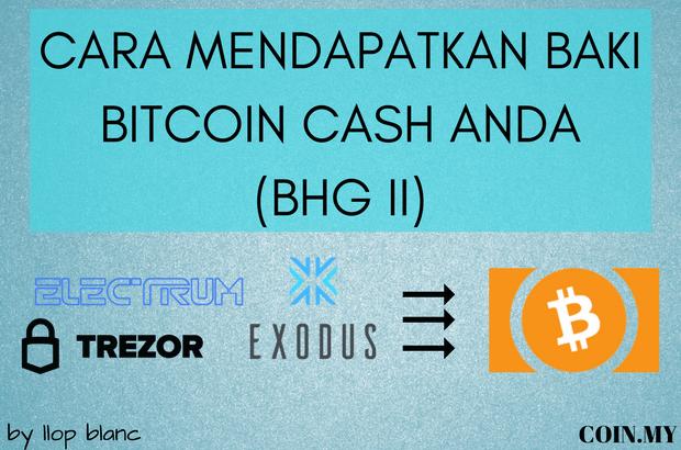 an image on a post about baki bitcoin cash
