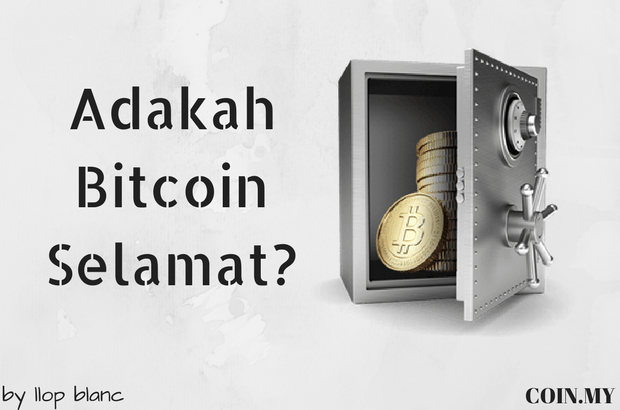 An image for a post about bitcoin selamat