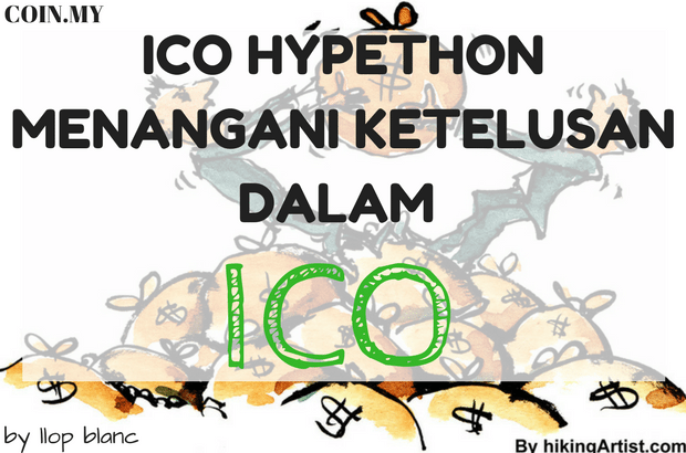 an image on a post about ico