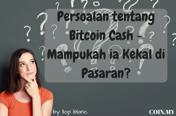 an image for a post on tentang bitcoin cash