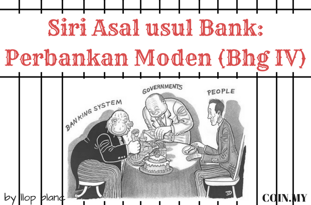 an image on a post on perbankan moden