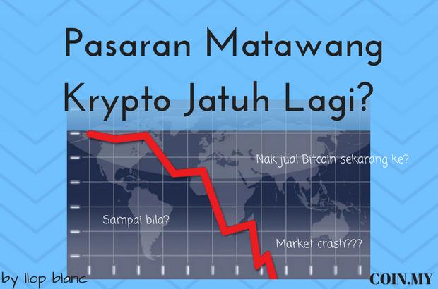 an image on a post about pasaran matawang krypto
