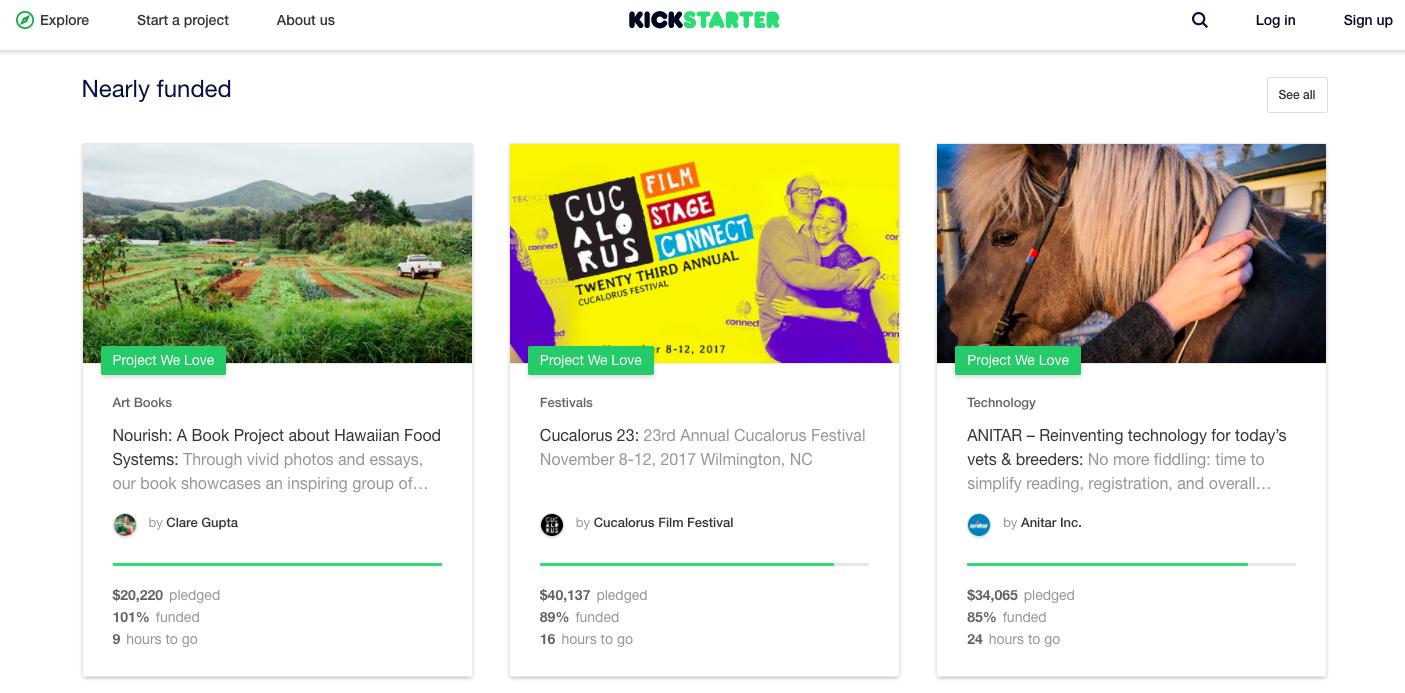 <em><strong>Crowdfunding</strong></em>