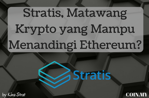 an image on a post about stratis