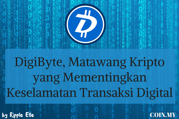 an image on a post about digibyte