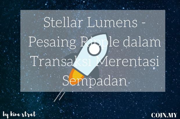 an image on a post on stellar lumens