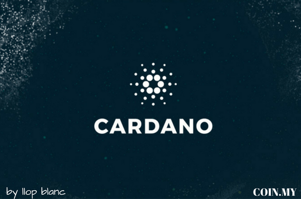 an image on a post on cardano