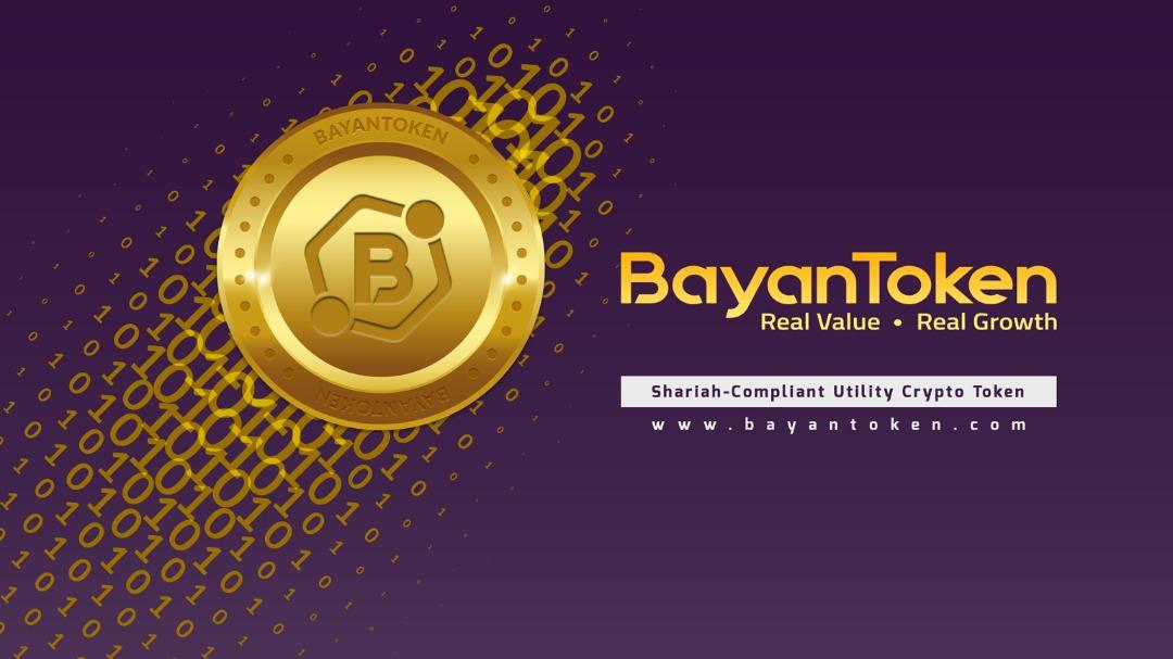 Bayan Token: Shariah-compliant Utility Crypto Token - Coin my